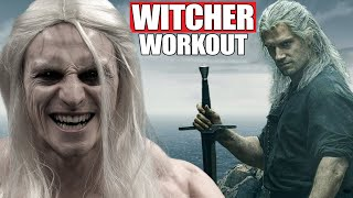 WITCHER WORKOUT | Train like Henry Cavill