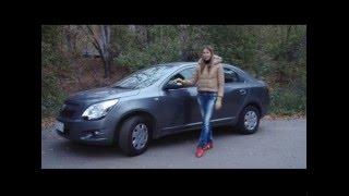 видео Тест-драйв городского Chevrolet Cobalt 1.5
