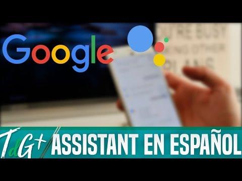 Google Assistant en ESPAÑOL | Todo lo que puedes hacer!
