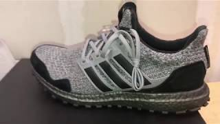 """651652d3f Adidas Ultra Boost Game Of Thrones """"House Stark"""" Unboxing + Review"""