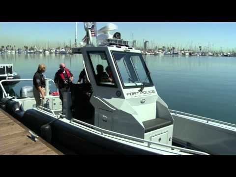 Maritime Law Enforcement Training Center - Los Angeles Port Police