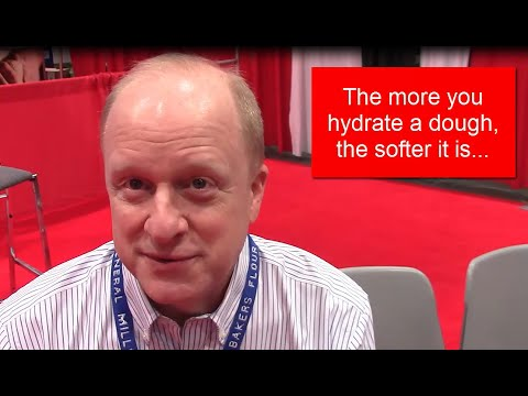 Pizza Dough Hydration Secrets at Pizza Expo with Tim Huff