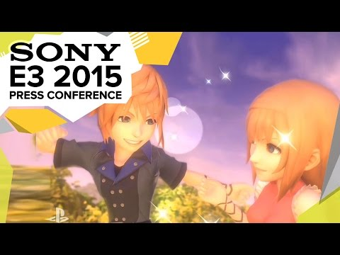 World of Final Fantasy Trailer - E3 2015 Sony Press Conference