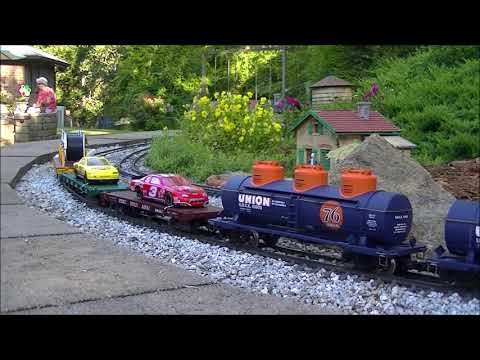 2018 National Garden Railway Convention Feature Movie G Scale