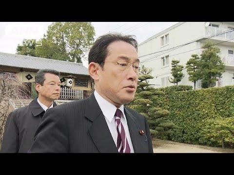 厚労省の統計問題 岸田政調会長「厳しく対応」(19/01/13)