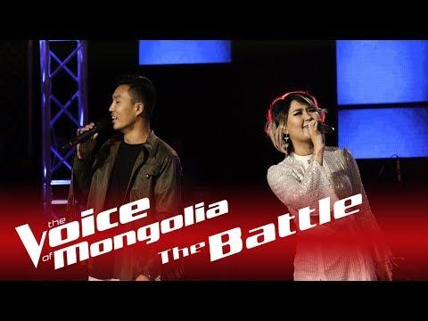 """Munkh-Erdene vs Munkhzul - """"Jolene"""" - The Battle - The Voice of Mongolia 2018"""