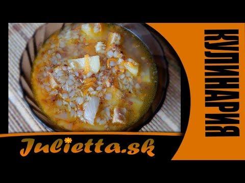Рецепт суп с гречкой в мультиварке