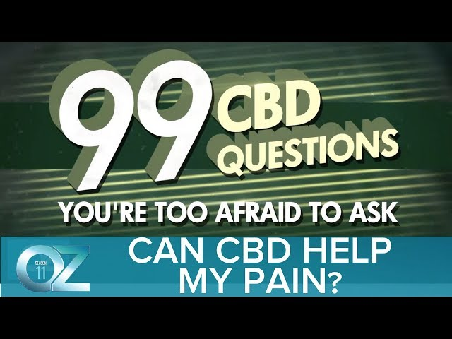 Inflammation And How Cannabis/CBD Can Help?