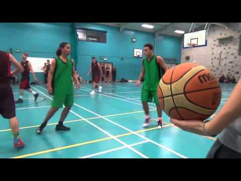 AoC Basketball George Salter Academy @ Hereford 07/10/15