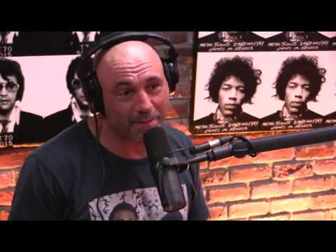 Joe Rogan on Anonymous Saying NASA Has Evidence of Aliens