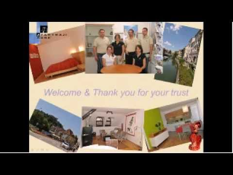 Promotion video in carnival time -- Central Apartments TOUR AS Ljubljana