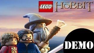 lego the hobbit demo walkthrough xbox 360 pc ps3 1080p full hd 2014 demo