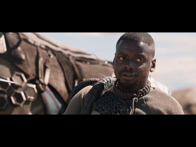Black Panther - Culture Clash