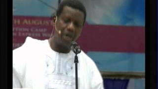 Ewi presentation - Pastor E.A Adeboye