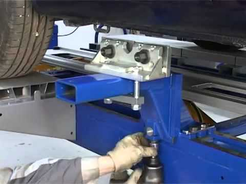Car O Liner Quick 42 Clamping System Youtube