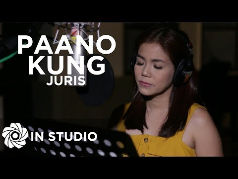 Juris - Paano Kung (In Studio)