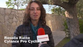 Rolling with Cylance Pro Cycling on training camp
