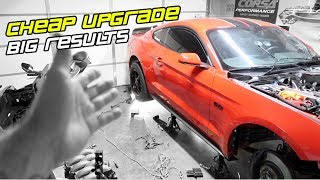 MY 2019 MUSTANG GT GETS MORE BMR SUSPENSION | DRAG RACE READY.. LET'S GO!
