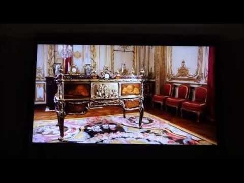 Le Bureau du roi à Versailles
