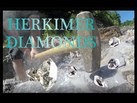 MINING FOR DIAMONDS IN NEW YORK!