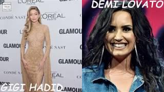 Gigi Hadid vs Demi Lovato - Street Style - Who is better?