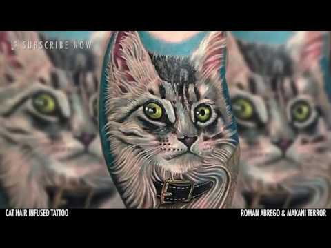 Cat Hair-Infused Tattoo with Roman Abrego & Makani Terror