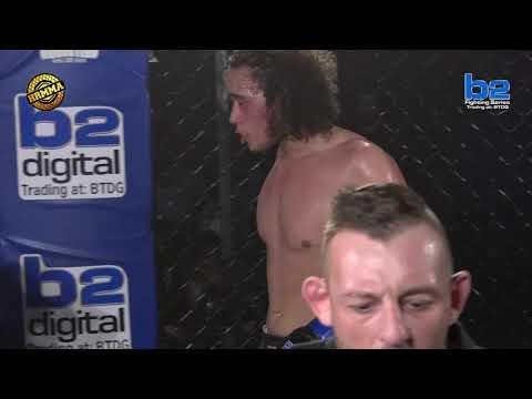 HRMMA 117 Fight 13 Bryan Battle vs Ben Fowler 185 PRO