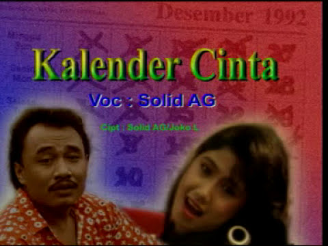 Solid Ag feat Ine Sinthya - Kalender Cinta [OFFICIAL]