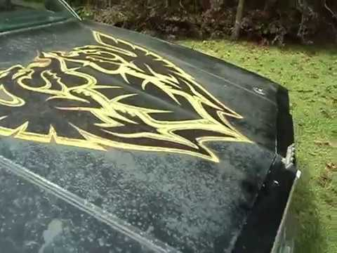 "1978 El Camino Black Knight ""History"" - YouTube"