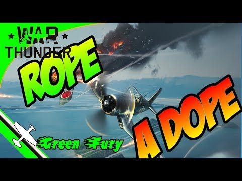 Rope A Dope Energy Trapping - War Thunder Tutorial Guide on ENERGY TRAPPING