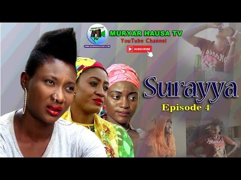 Download SURAYYA EPISODE 6 LATEST HAUSA FILM SERIES 2020