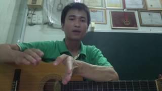 [Guitar] Điệu slow rock và một số kiểu hình đệm | Lê Trung Hoàng