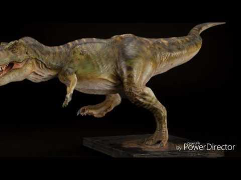 Sound effects - T-rex Buck from jurassic park 3