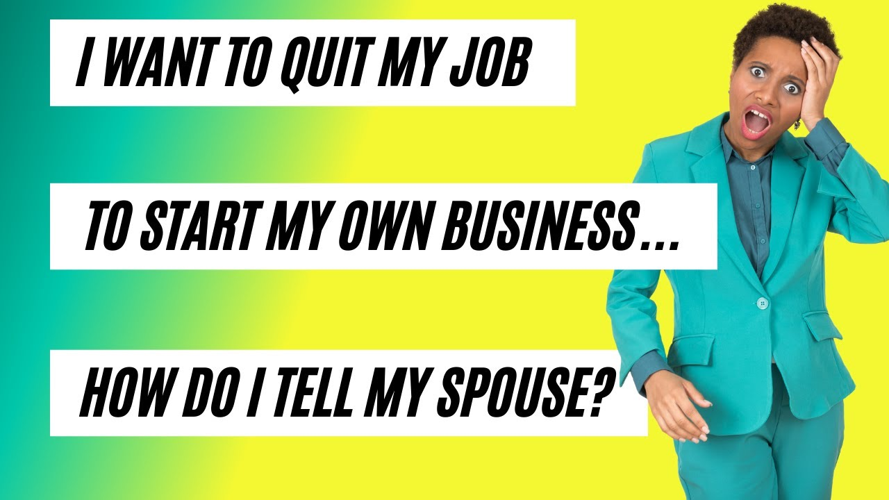 How to support your spouse's career change