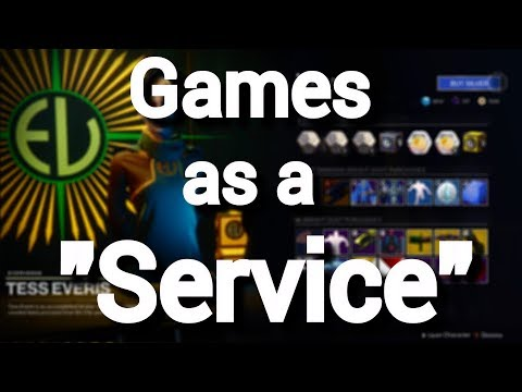 "The Problem With ""Live Service Games"" That NOBODY Talks About"