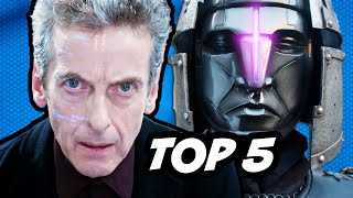 Doctor Who Series 8 Episode 3 Review and Easter Eggs