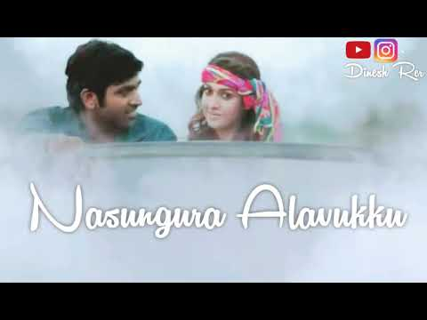 Kannaane Kanne Lyrics.Naanum Rowdydhaan.pp status video love linez