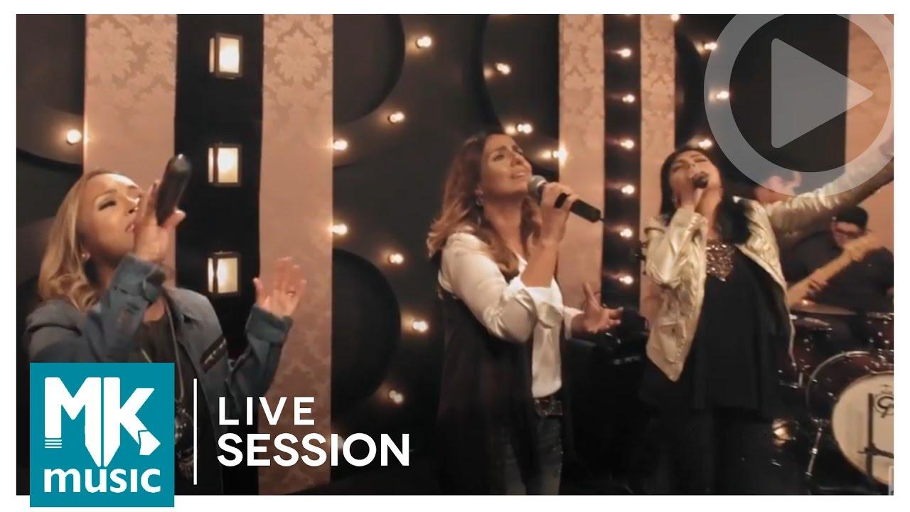 Liz Lanne feat. Eyshila e Bruna Karla - Santo Espírito (Live Session)