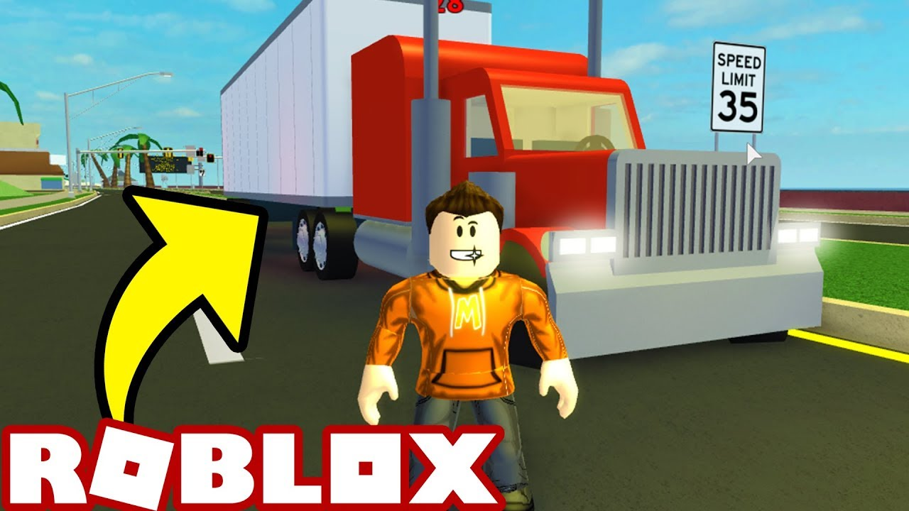 New Epic Truck Simulator Game Roblox Ultimate Driving