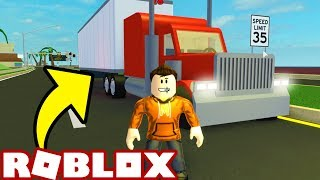 *NEW* EPIC TRUCK SIMULATOR GAME! (Roblox Ultimate Driving: Westover Islands) #2