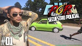Arma 3 - PoP Life #01 | SECUESTRO POLICIAL