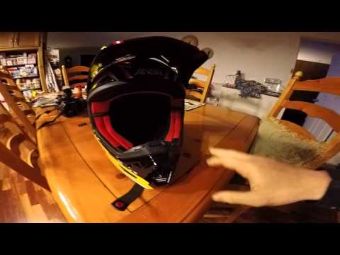 Motosport.com Review of the Ansr Rockstar Evolve 2.0 Motocross Helmet