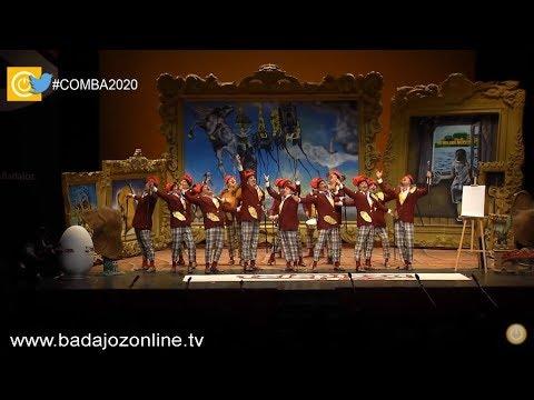 Arranca el concurso de Murgas de Badajoz | A esta hora from YouTube · Duration:  4 minutes 11 seconds