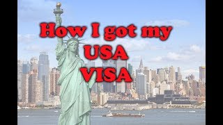 experience us visa b1  b1 visa interview questions and required documents