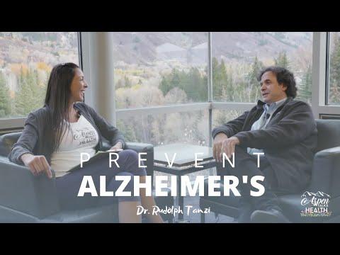 5 Ways To Prevent Alzheimer's Disease | Dr. Rudolph Tanzi