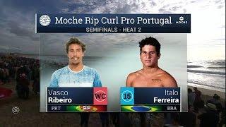 Moche Rip Curl Pro Portugal: SF, H2 Recap