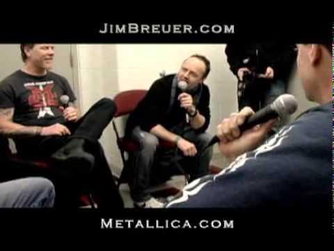 Jim Breuer Interviews Metallica: Episode 2 Thumbnail image