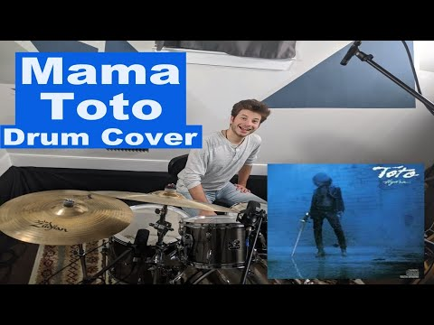 Mama: Toto- Drum Cover