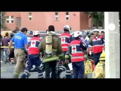 Dozens killed in Mexico casino attack