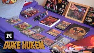 My Duke Nukem Collection